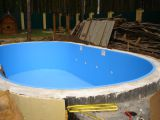 открытый бассейн пленка