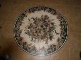 мозаичное панно пол