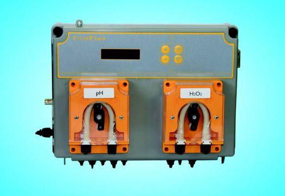 """Автоматическая станция обработки воды «Injecta ELITE PLUS» """" (Италия) О2, pH «Injecta ELITE PLUS PH/H2O2»"""