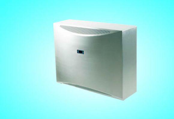 Осушитель воздуха Microwell (Словакия) DRY 500i SILVER, произв-ть. 3.1 л/ч., 1.2 кВт, воздушный поток 740 м3/ч.