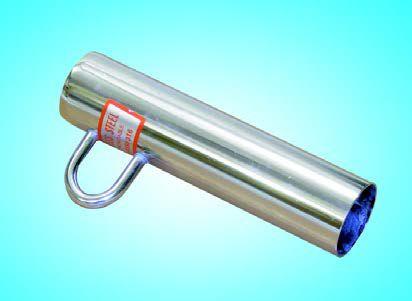 Стойка из нерж. стали для крепления разделительных дорожек (00140)