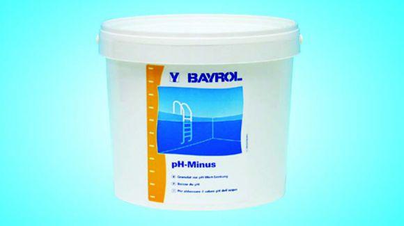 Средство для регулирования уровня pH минус  Bayrol  0,5 кг