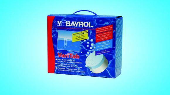 Средство дезинфекции двухкомпонентный Варитаб (1,2 кг)