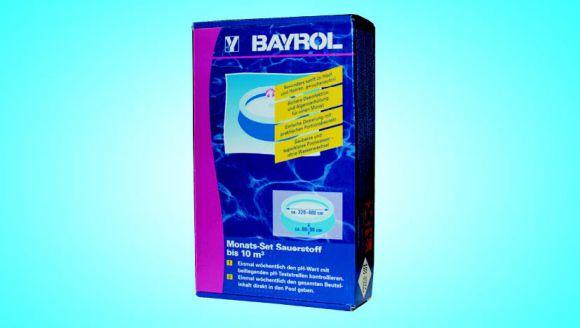 Комплект для дезинфекции на основе активного кислорода для бассейнов объемом до 10 м3 (0,63 кг)