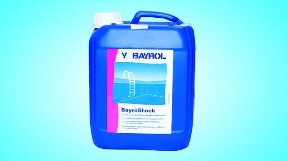 Дезинфекция воды на основе активного кислорода Байрошок (5 л)