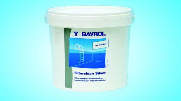 Серебросодержащий наполнитель для фильтров Фильтр клин сильвер (5 кг)