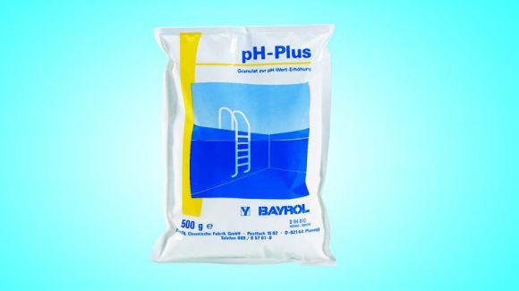 Средство для регулирования уровня pH плюс  Bayrol  0,5 кг